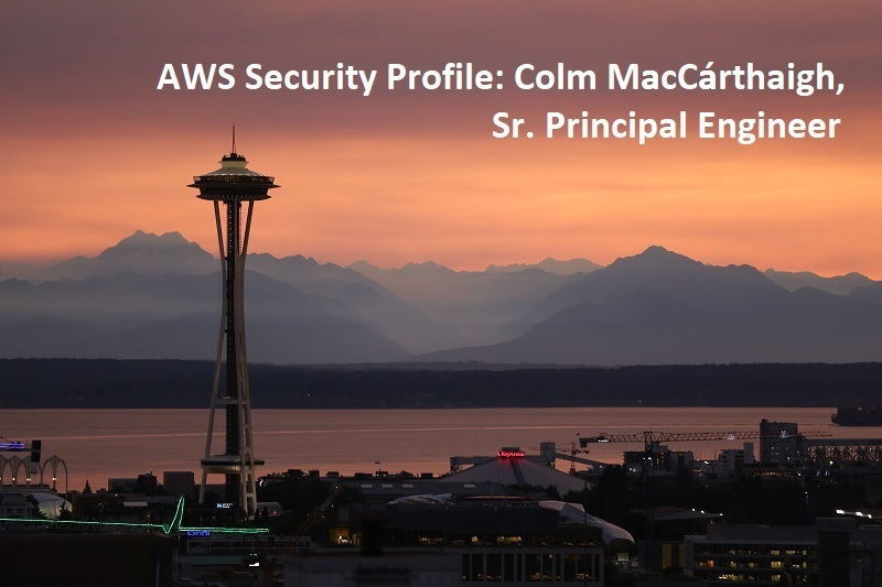 AWS Security Profile: Colm MacCarthaigh