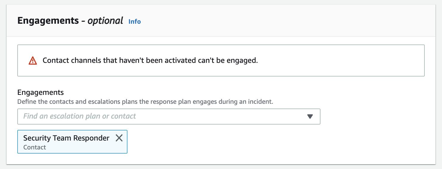 Figure 4: Adding engagements