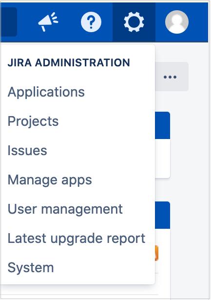 Figure 4: Jira Manage apps