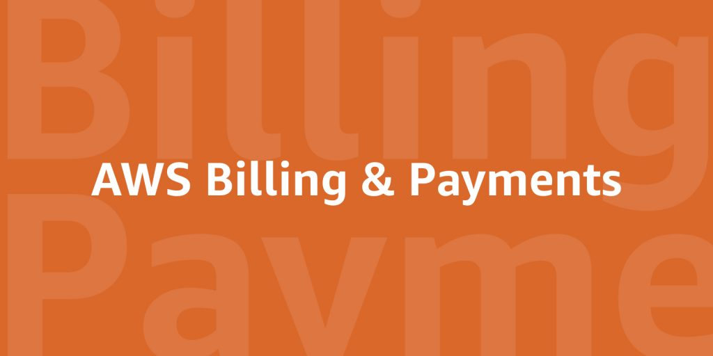 AWS Billing & Payments