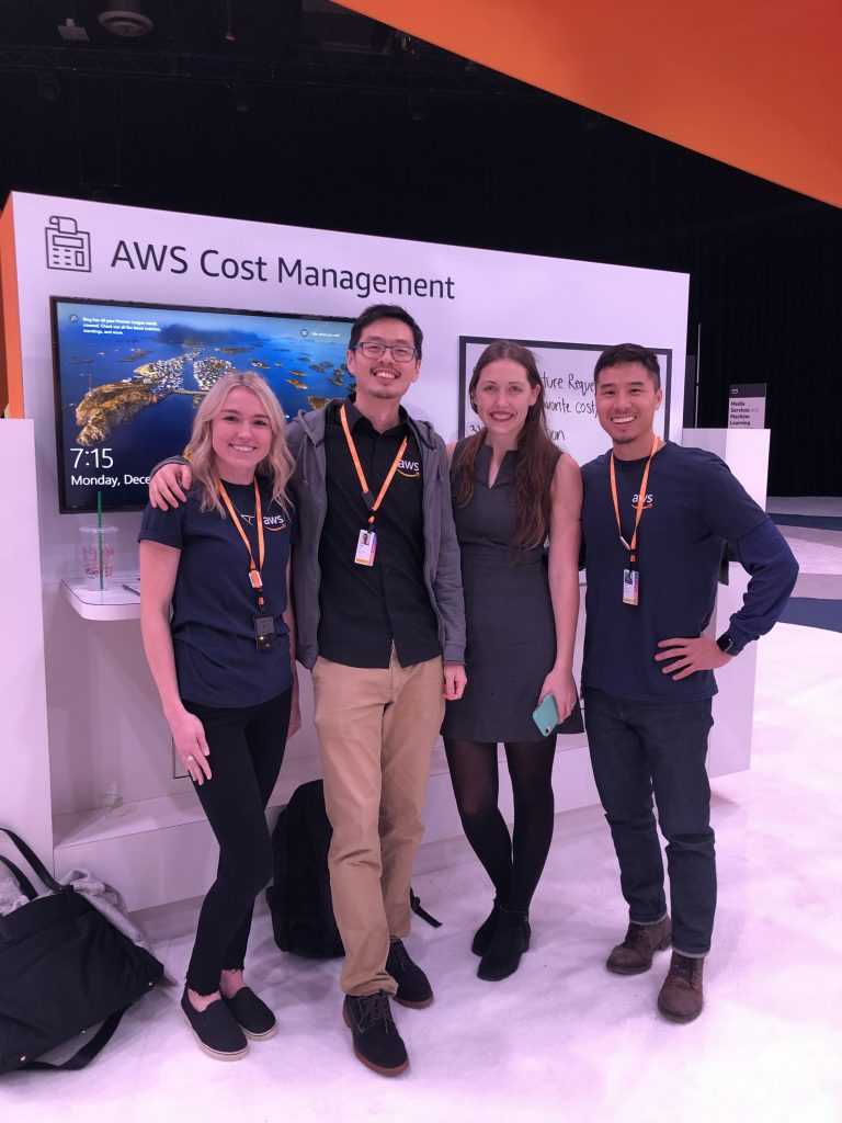 AWS Cost Management Kiosk