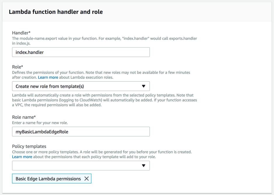 Adding HTTP Security Headers Using Lambda@Edge and Amazon