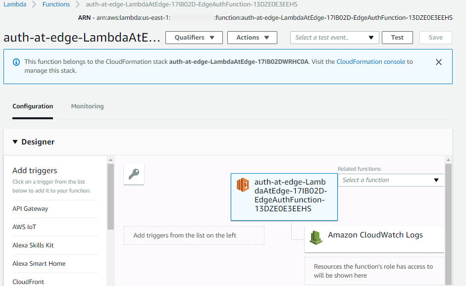 Authorization@Edge – How to Use Lambda@Edge and JSON Web Tokens to
