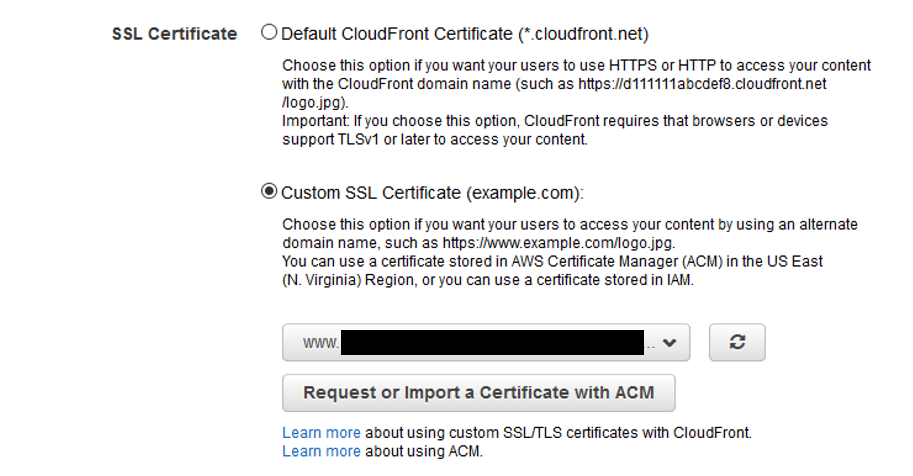 Accelerating your Drupal Content with Amazon CloudFront | Networking