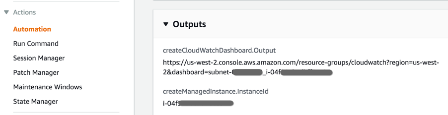 Debugging tool for network connectivity from Amazon VPC