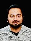 Shiva Vaidyanathan Headshot