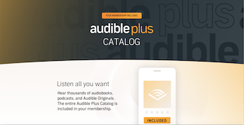 Audible Plus