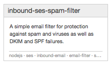 Introducing the AWS Lambda Blueprint for Filtering Emails Received