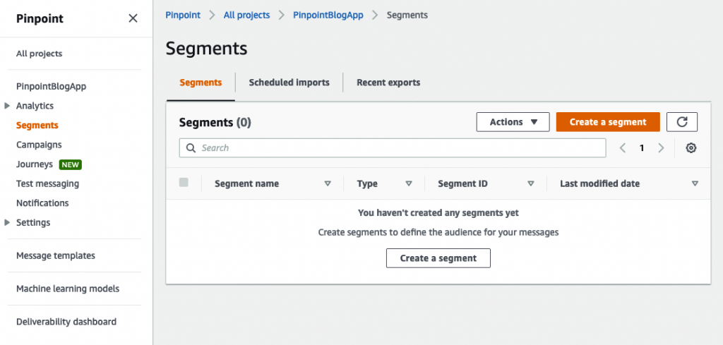 PinpointSegment