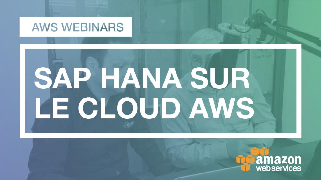 SAP HANA cloud AWS