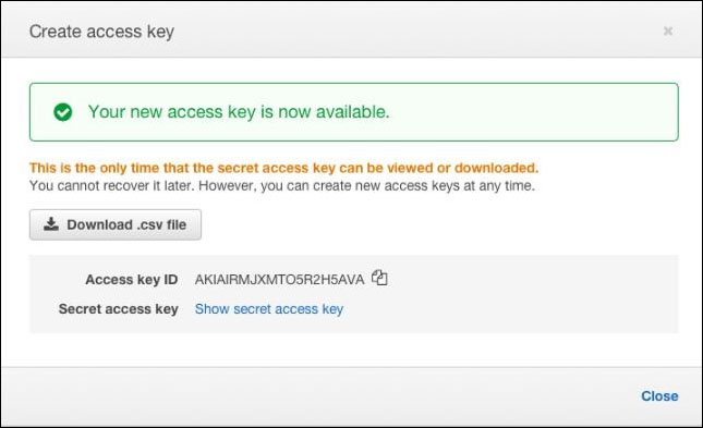 Download fichier csv