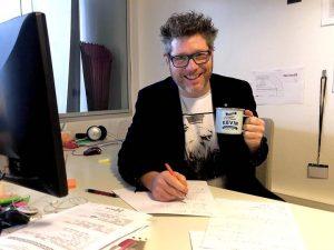 John-Edwin GRAF – CEO & fondateur, Beecome