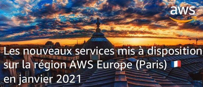 Nouveaux Services Jan 2021