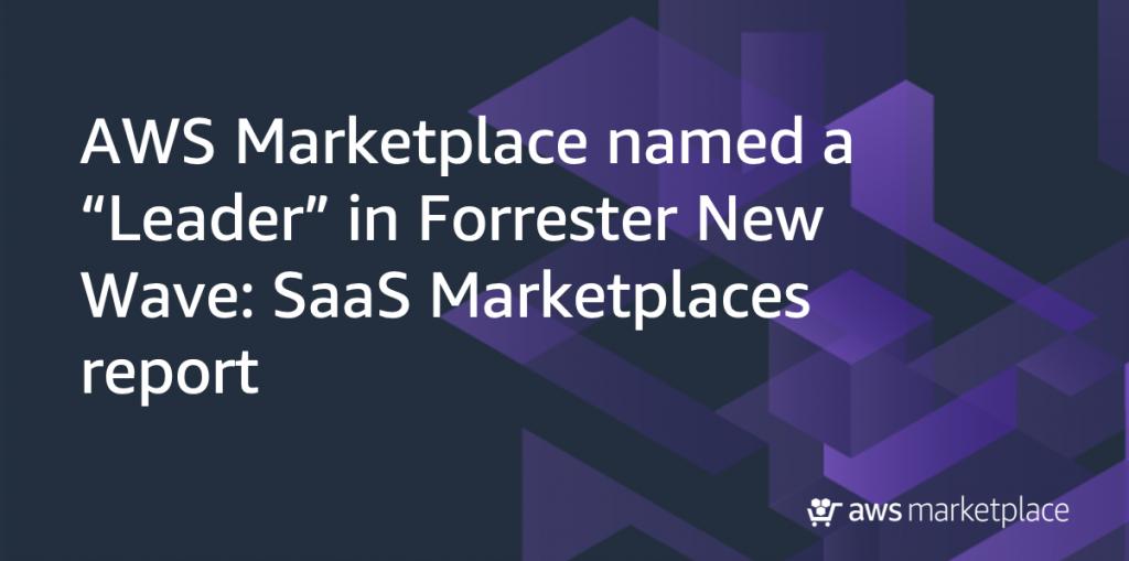Forrester SaaS Marketplaces