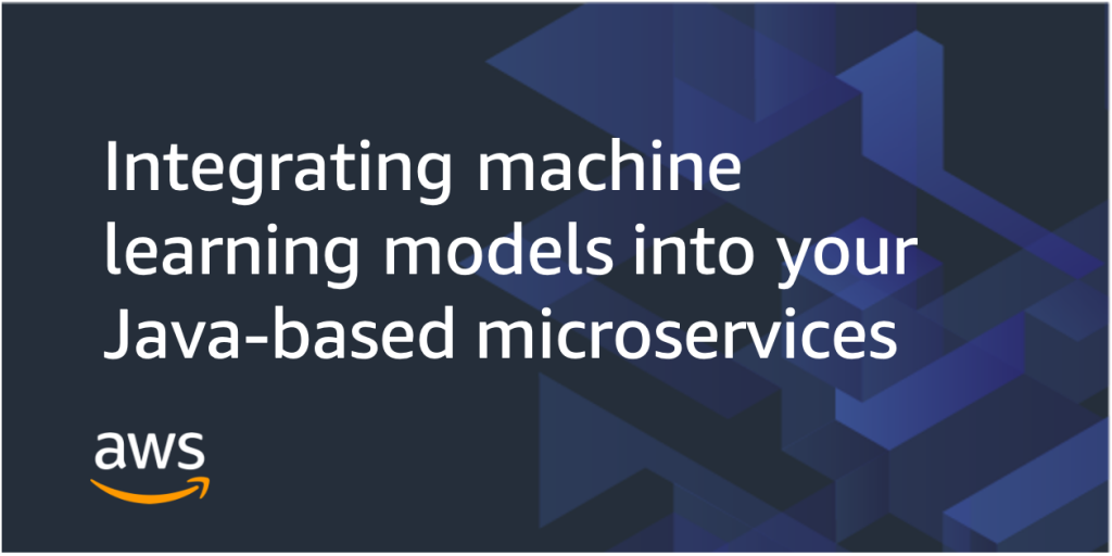 machine learning models java microservices