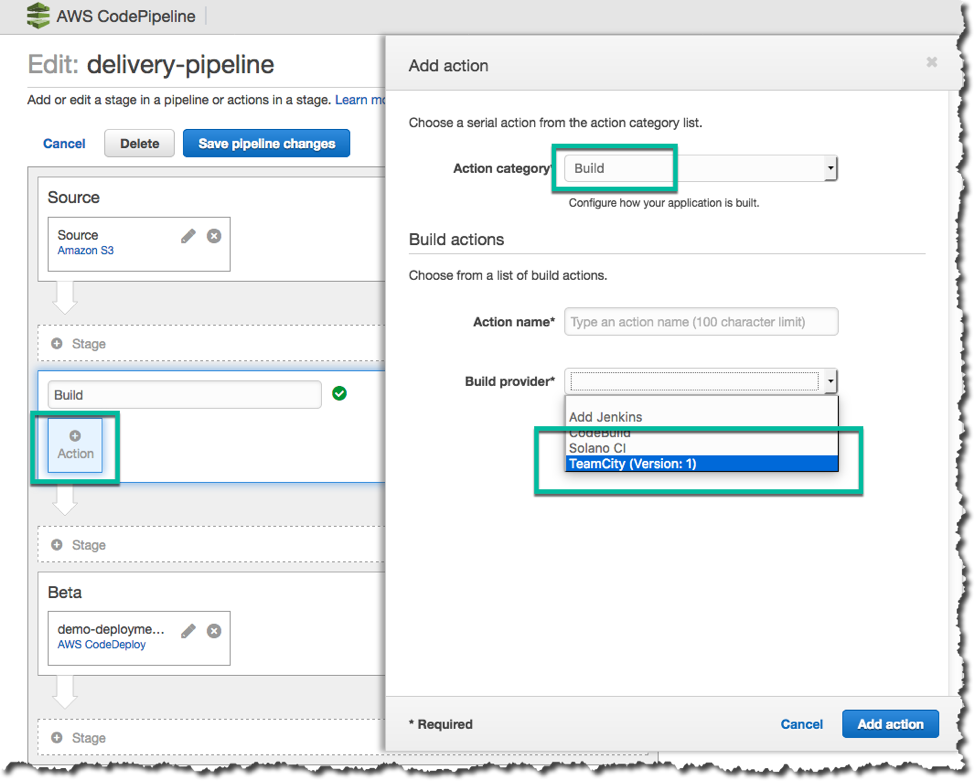 Building End-to-End Continuous Delivery and Deployment