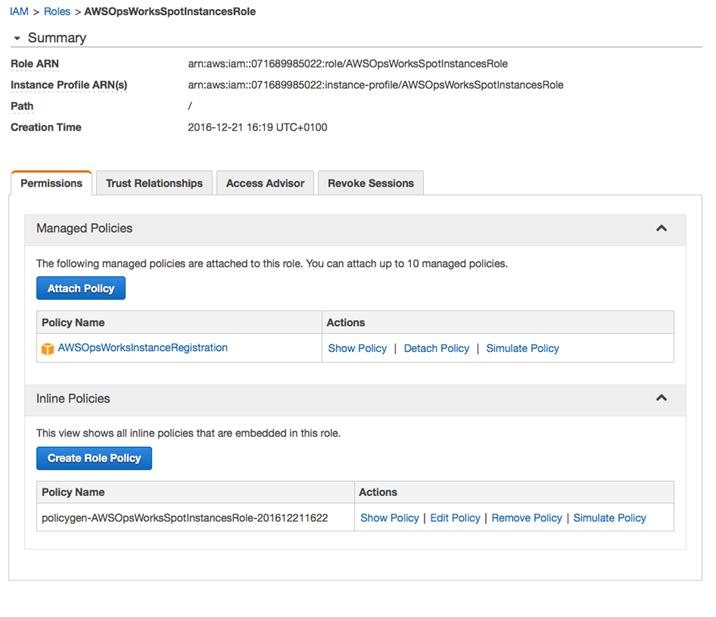 Registering Spot Instances with AWS OpsWorks Stacks   AWS