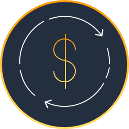 Picture showing symbol of dollar