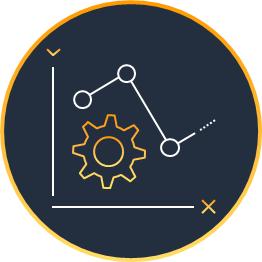 Picture showing a graph depicting performance measurement