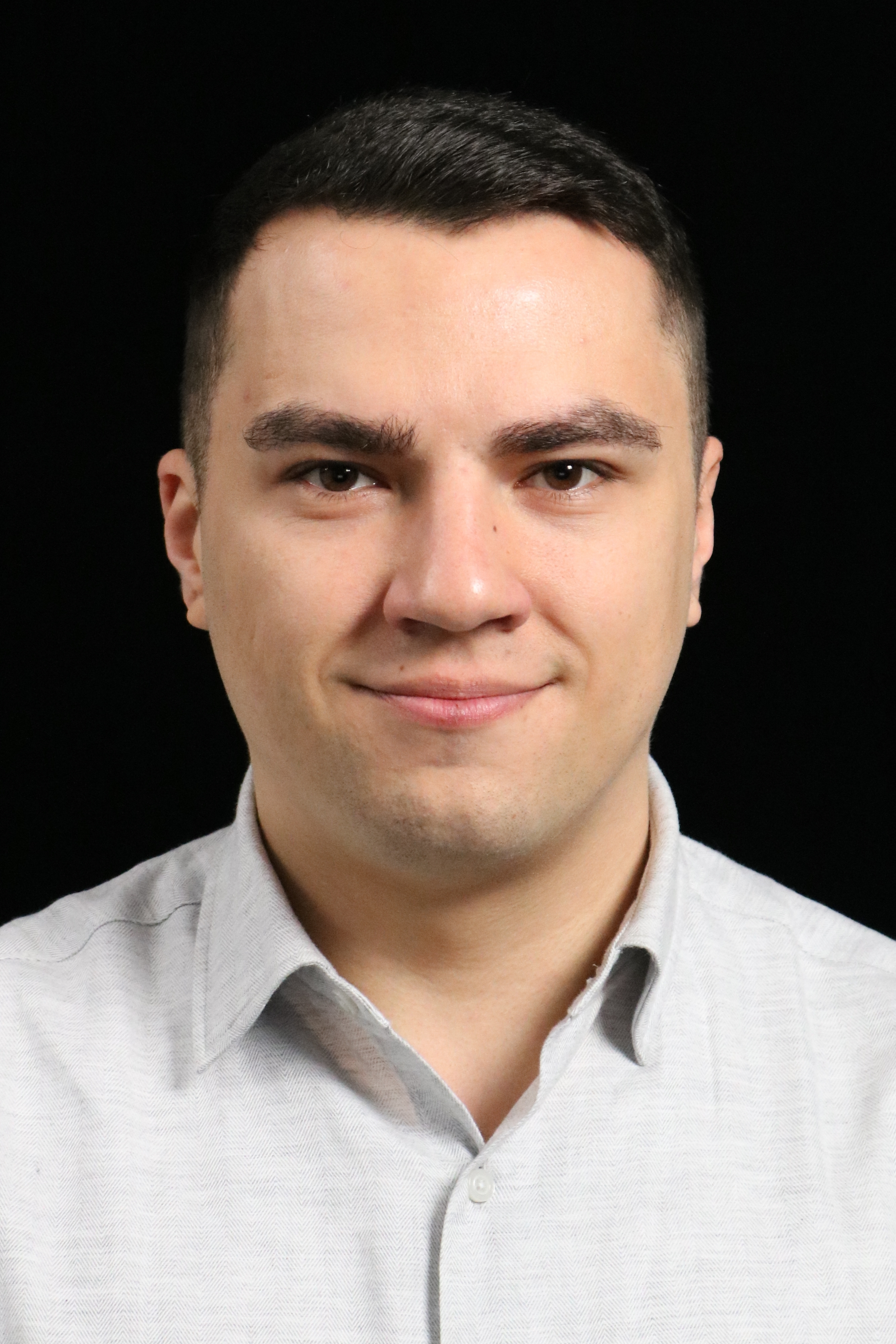 Author - Alexander Pogorielov