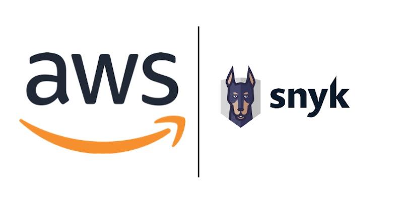 AWS Snyk logo