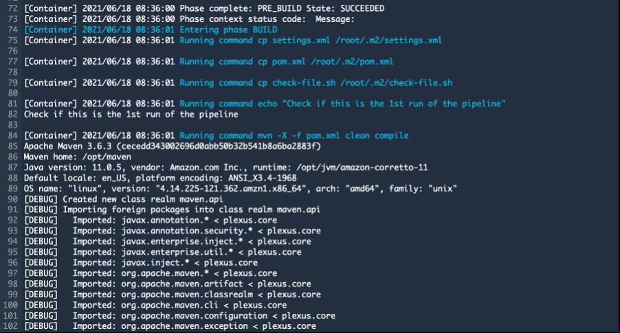 aws-codeartifact-pipeline-codebuild-jarbuild