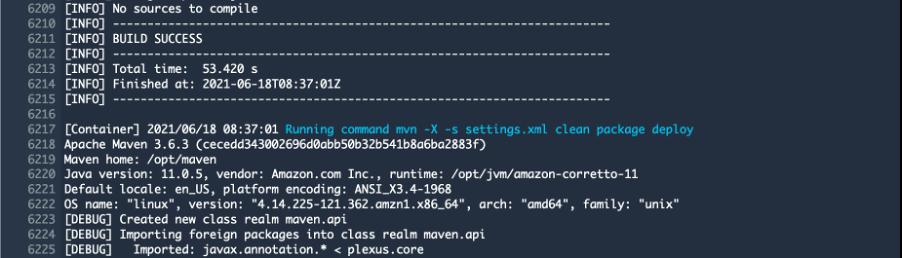 aws-codeartifact-pipeline-codebuild-screenshot
