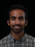 Headshot of Vishaal