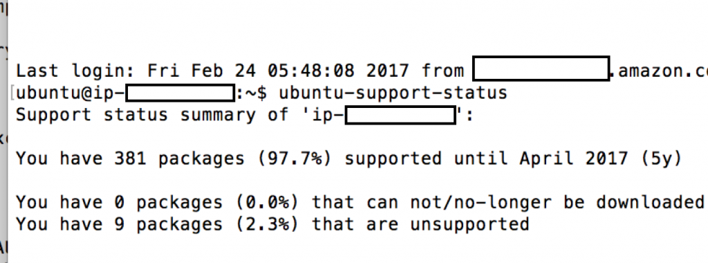 Save the Date – End of Life for Ubuntu 12 04 LTS (Precise Pangolin