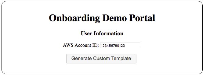 cloudformation template generator - generating custom aws cloudformation templates with lambda