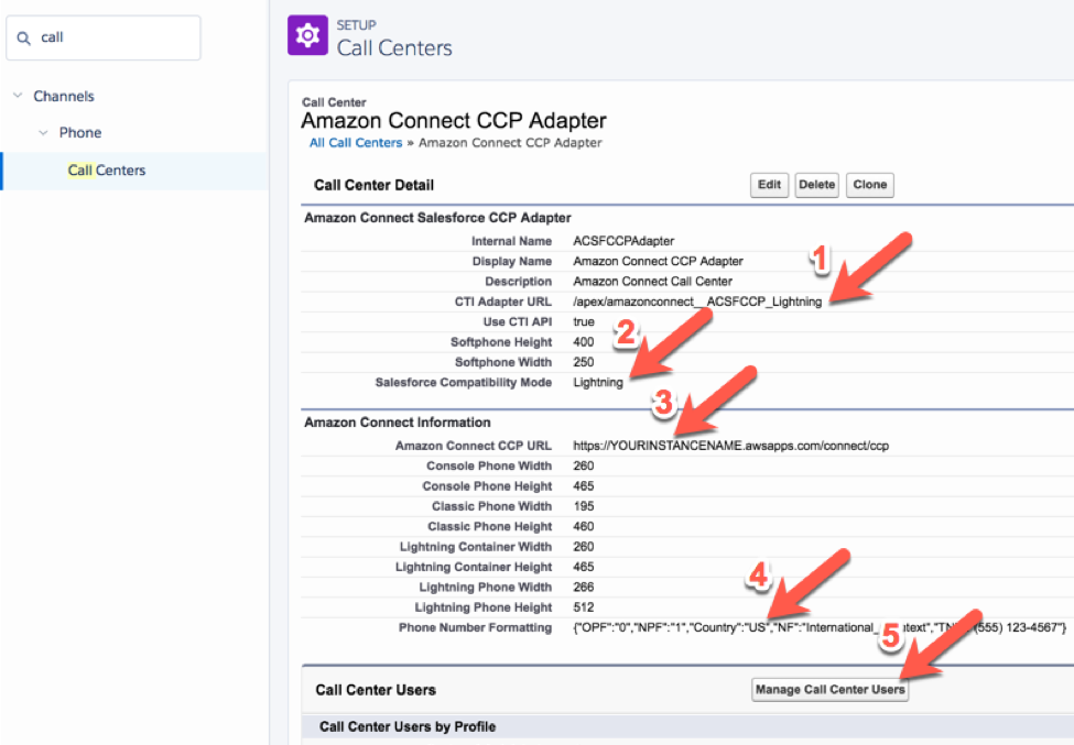 Enabling Amazon Connect with Salesforce Service Cloud and Sales