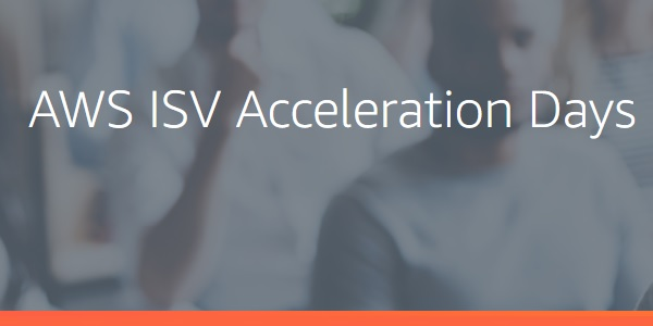 ISV Acceleration Days
