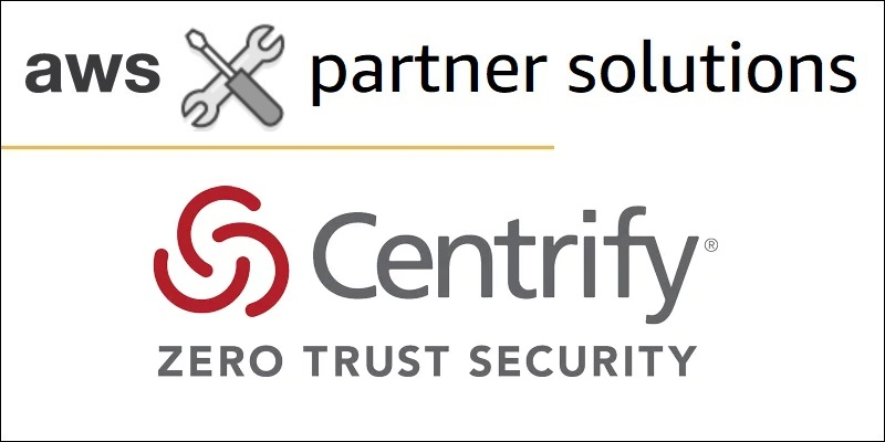 Centrify_AWS Solutions