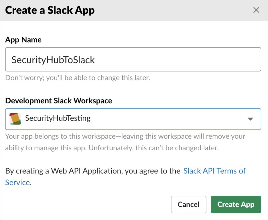 08_Slack Create App