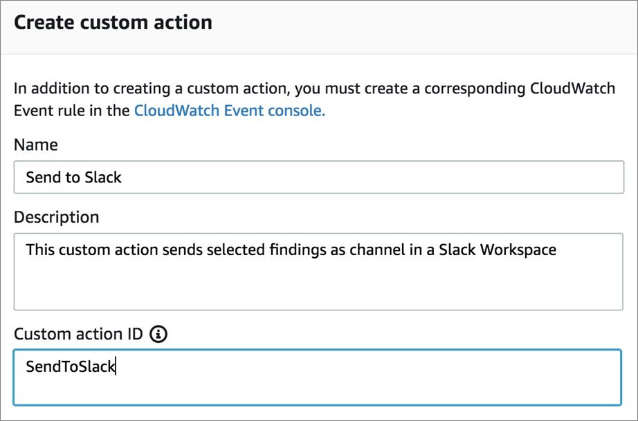 16_Slack custom action