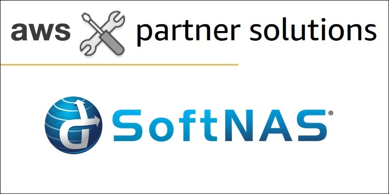 SoftNAS_AWS Solutions