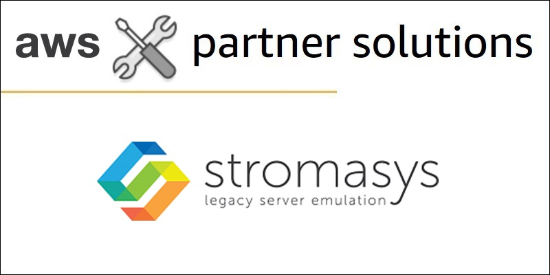 Stromasys_AWS Solutions