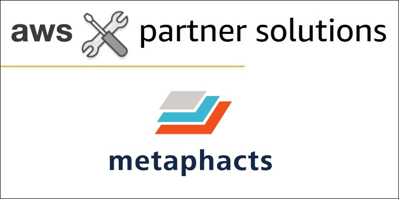 Metaphacts_AWS Solutions