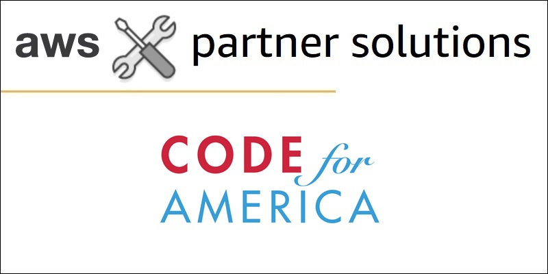 Code for America_AWS Solutions
