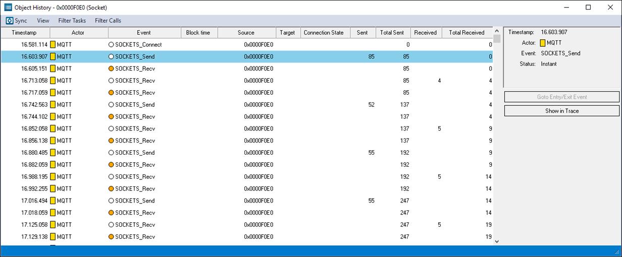 Analyzing AWS IoT Core-5
