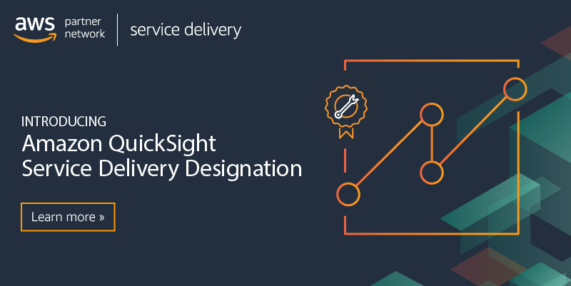 Amazon QuickSight Service Delivey Partners
