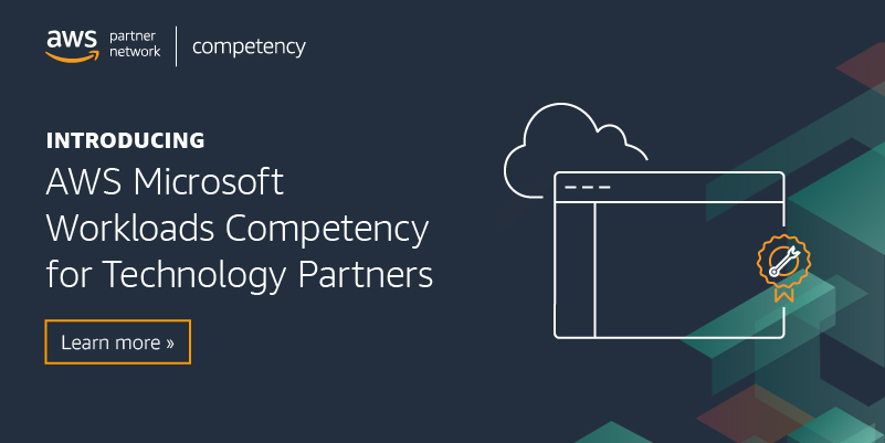 AWS-Windows-Competency-ISV