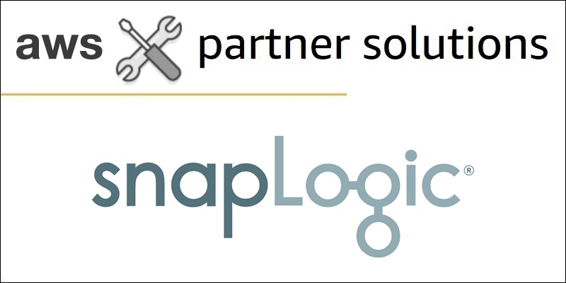 SnapLogic_AWS Solutions