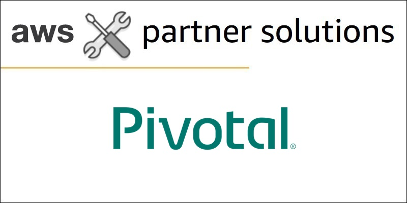 Pivotal_AWS Solutions