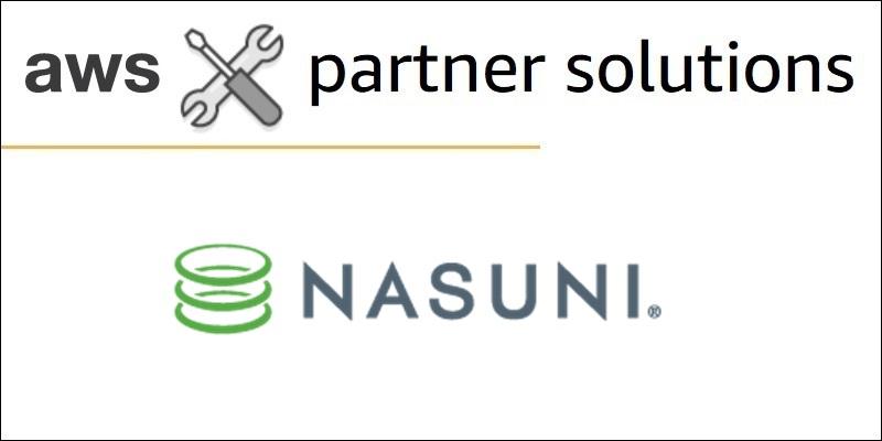 Nasuni_AWS Solutions