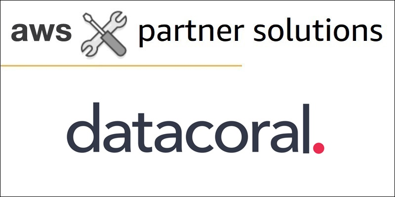 Datacoral_AWS Solutions