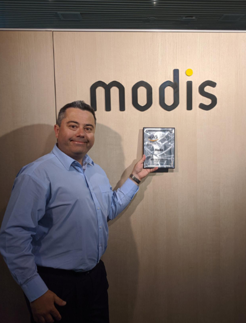 APN Branded Plaque-Modis
