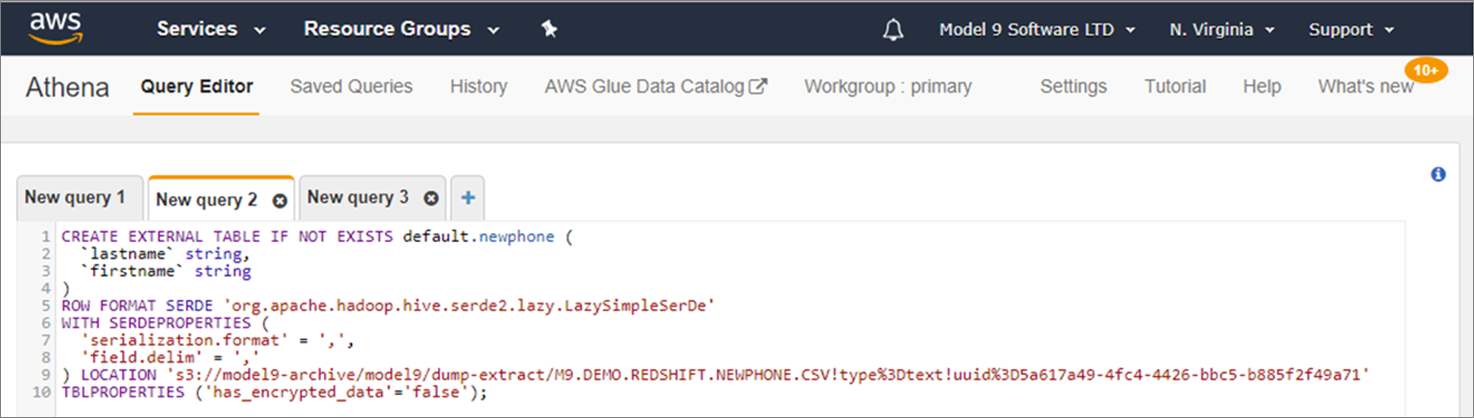 AWS-Model9-Mainframe-4.1