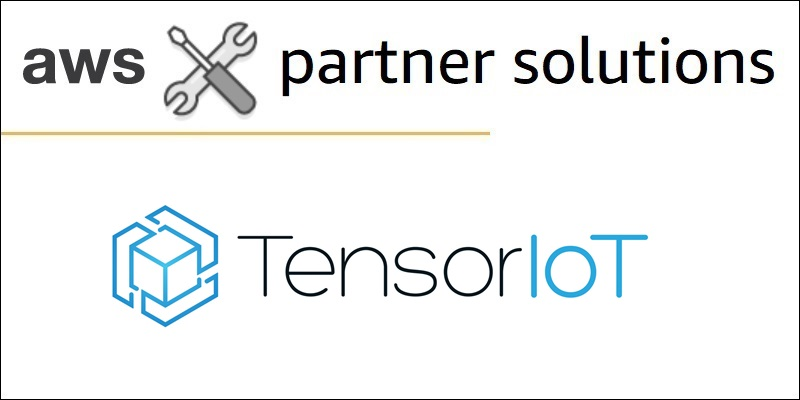 TensorIoT_AWS Solutions