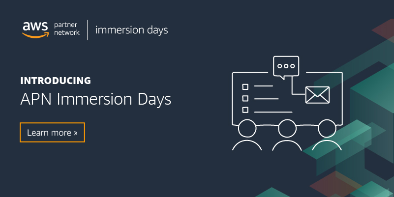 APN-Immersion-Days-Launch